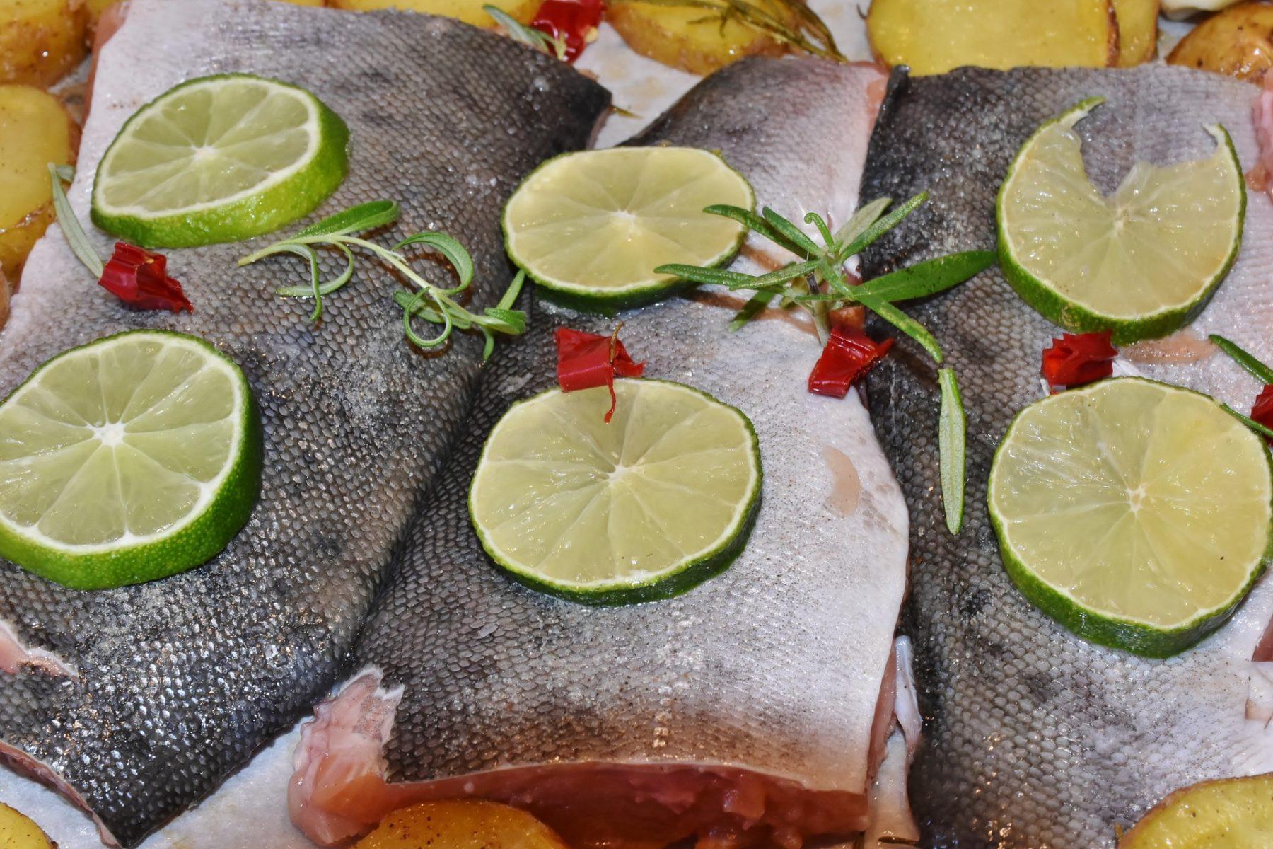 Fisch grillen, Fischmarinade